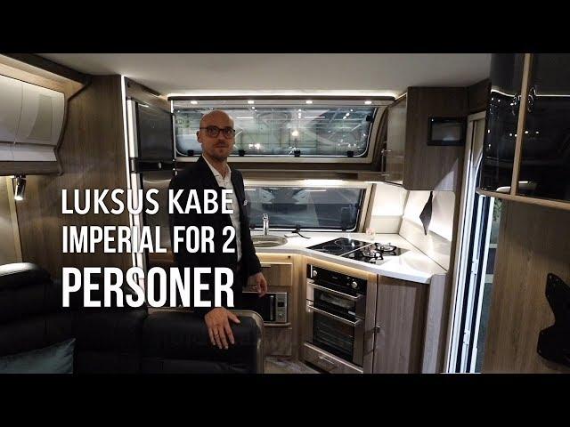 Kabe Imperial 780 TDL FK KS 2019 model