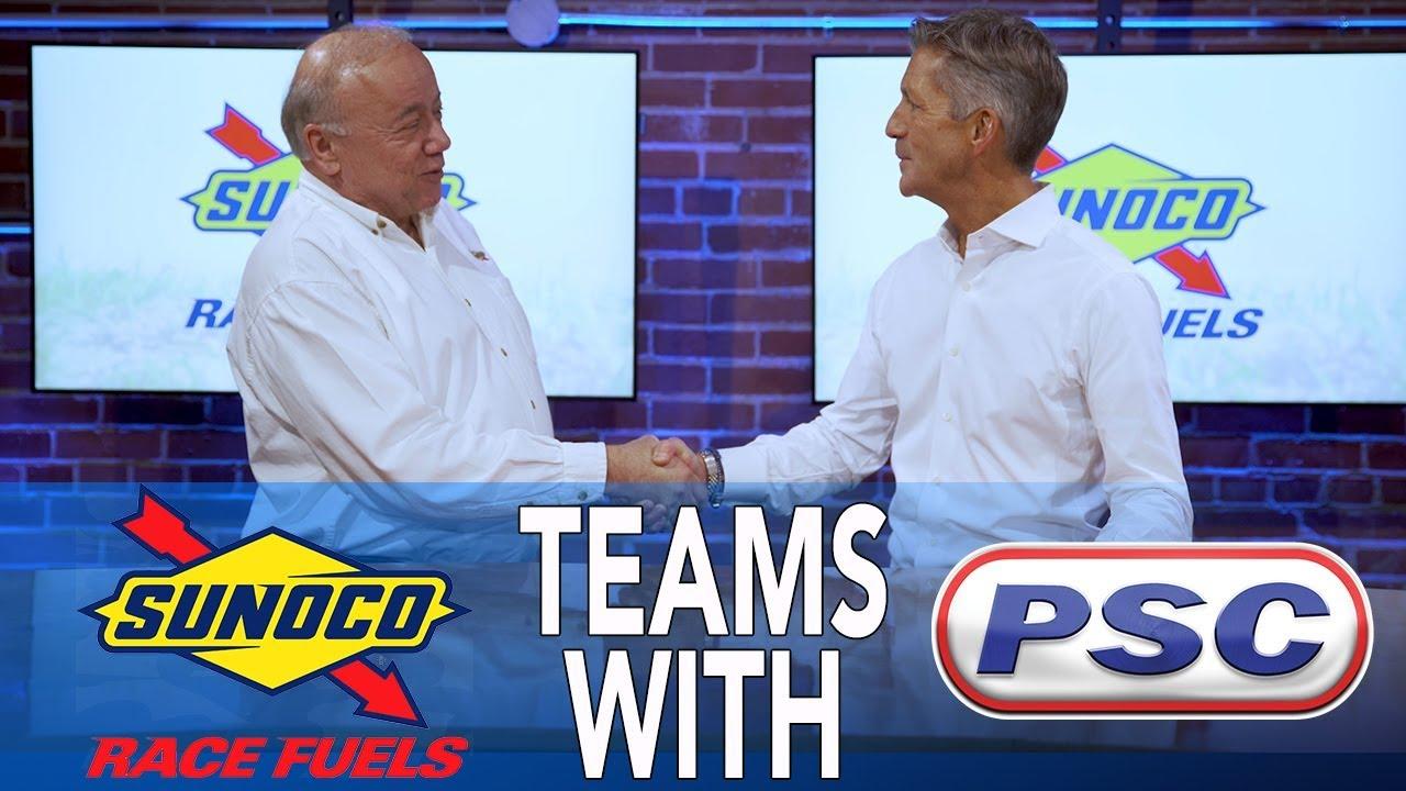 Sunoco Race Fuels Teams with Petroleum Service Company