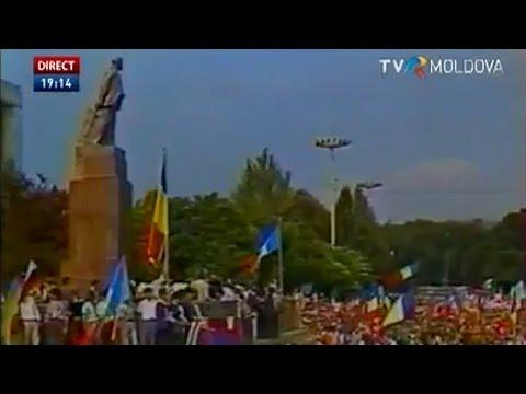 Republica Moldova: Declaraţia de Independenţă