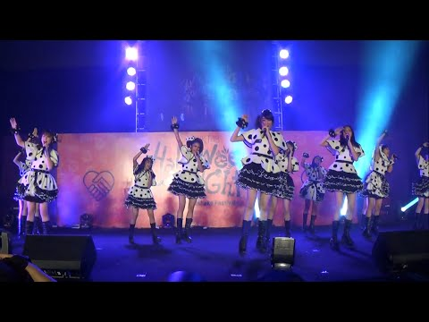 JKT48 (Team T) - Teppen Tottande #JKTHalloweenHSF