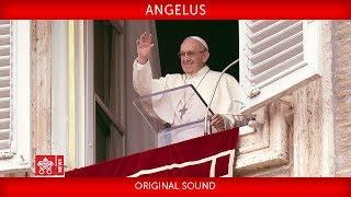Pope Francis - Angelus prayer 2019-09-15