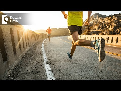 Jogging in morning vs jogging in night - Dr. Rajkannan Pandurangan
