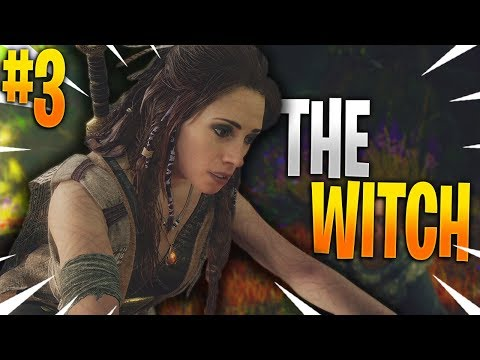"""GOD OF WAR (Hindi) Walkthrough Part #3 """"THE WITCH"""" (PS4 GAMEPLAY)"""