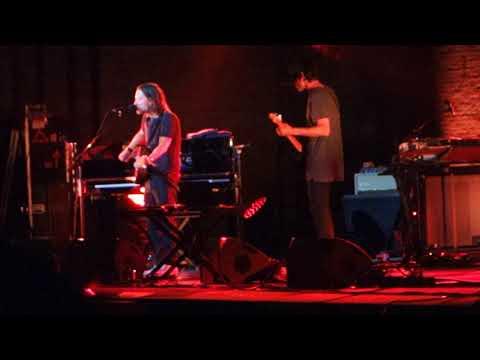 Thom and Jonny (Radiohead) - Wolf at the Door @ Macerata Aug. 20, 2017