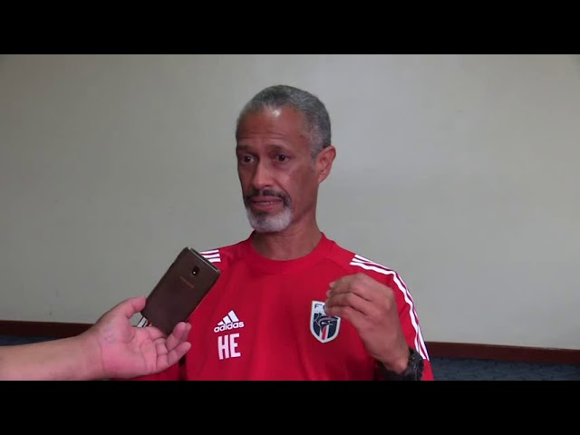 Humberto Évora: médico da seleção também faz balanço positivo
