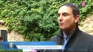 Entre premios II Forum Expo Mallorca Tourism Solutions