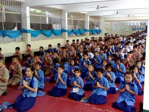 TEFL Chiang Mai - Wai Khru Day
