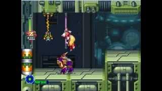 Vamos Detonar Mega Man X5 - 9 - Redescobrindo o Slash Dash Cancel