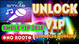 How to get Smule sing free vip access pass without root
