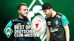 BEST OF: Wie Werder Bremen Deutscher Meister wurde | MegaBit & Dr. Erhano | #eSports #VBL