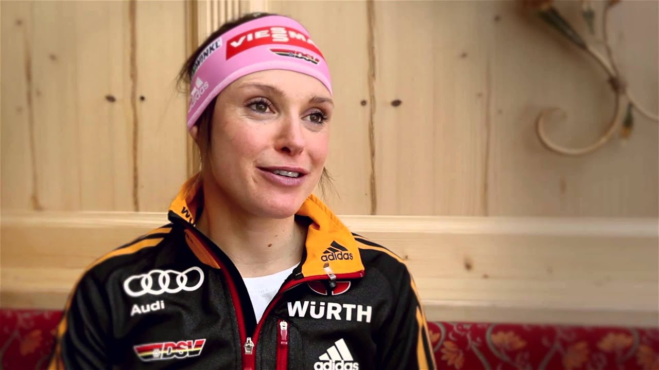 Lese Stehle biathlon olympia mit evi sachenbacher stehle 29 01 2014
