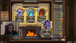 Amaz Arena 12 wins with Warlock