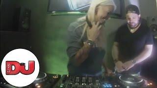 Shiba San & Sam Divine LIVE from DJ Mag HQ