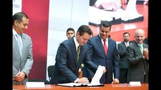 Promulgación del Decreto que reforma la Ley del Servicio Exterior Mexicano