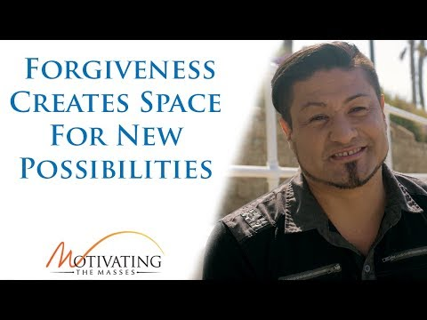 Matt Gil - How Forgiveness Creates Space For New Possibilities