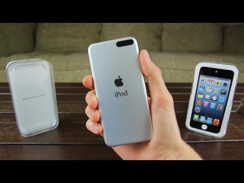 NEW 5th Generation iPod Touch 5G 16GB: indepth Unboxing