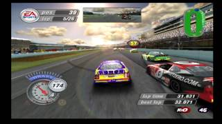 Terrible Finale! (Homestead-Miami) | NASCAR Thunder 2004 Career Mode Race 36/36