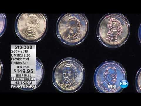 HSN | Coin Collector 09.14.2016 - 07 PM