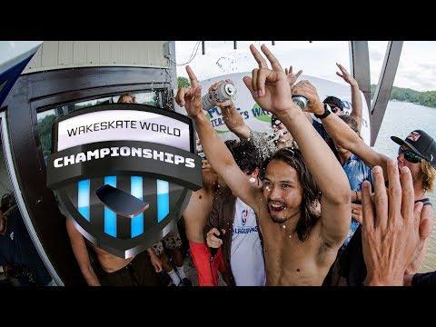 2019 Wakeskate World Championships