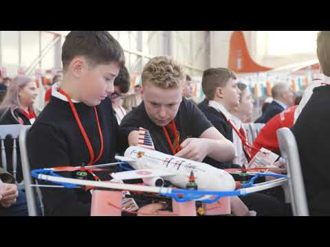 Raytheon UK Quadcopter Challenge - STEM Teamwork