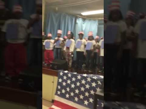 Freedom Week Crlebration at L.R. Jackson Elementary