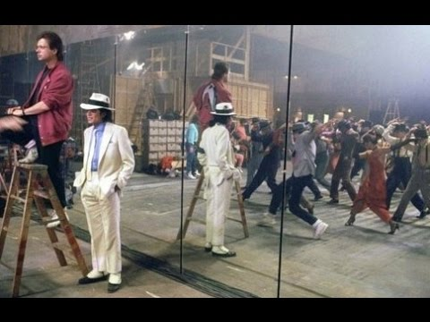 Behind The Scenes: Smooth Criminal Rehearsals