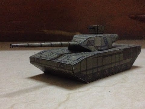 MY MILITARY PAPERCRAFT MODELS