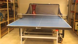 Joola Buddy Pro Table Tennis Trainer Test