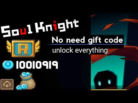 Soul knight hack, all characters unlock | Hướng dẫn hack thú vị 1