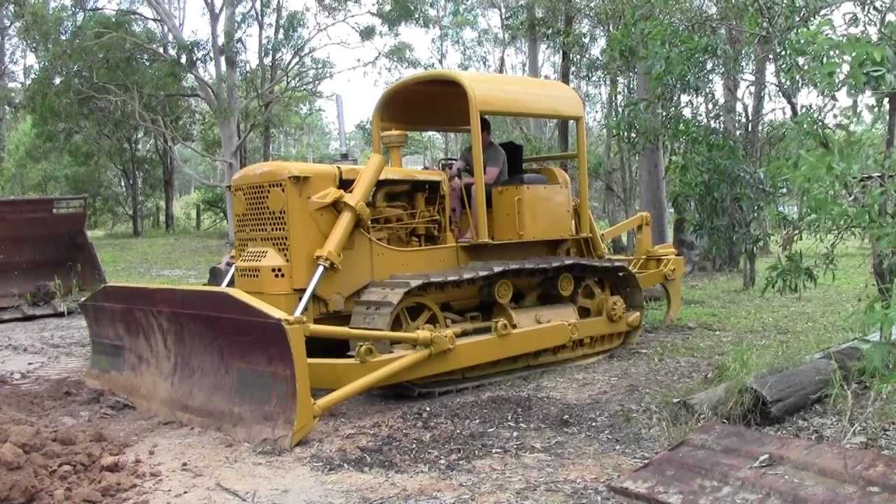 Allis Chalmers Hd11 Great Condition Powerful Dozer