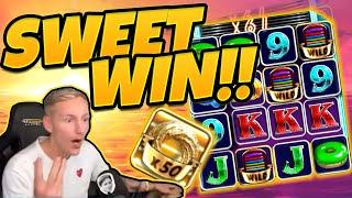 MEGA WIN! Donuts BIG WIN - Huge Win on Casino slot from CasinoDaddy