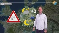 Wettervorhersage: Das 7 bis 10 Tage-Wetter mit Mai-Schnee, den Eisheiligen, Frost und kaum Wärme.