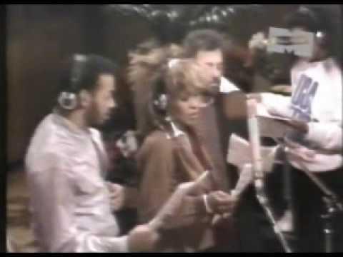 We are the World - Grabacion -. Ensayos - USA for AFRICA 1985 traducido al español - Parte 2