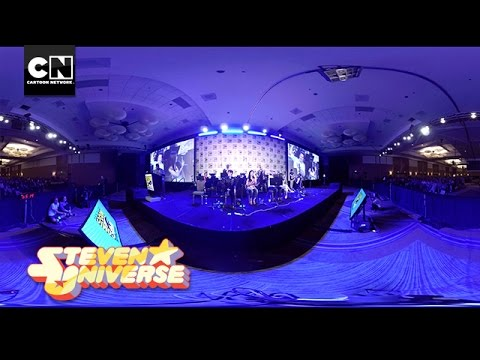 Steven Universe | Stronger Than You | Live from SDCC | Cartoon Network