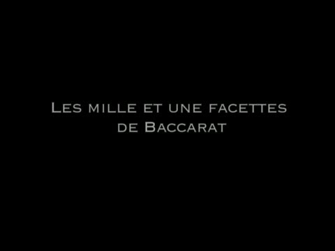 Dans le monde du luxe - Les 1001 Facettes de Baccarat