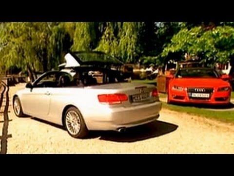 Vergleich Audi A5 Cabrio vs. BMW 3er Cabrio