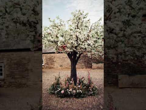 Twilight Trees - wedding look book