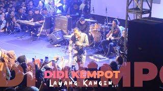 Didi Kempot - Layang Kangen, Live at (FIB UGM)