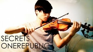 Secrets Violin Cover - OneRepublic - D. Jang