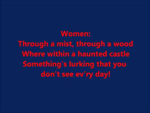 The Mob Song Karaoke / Instrumental Beauty and The Beast - The Musical