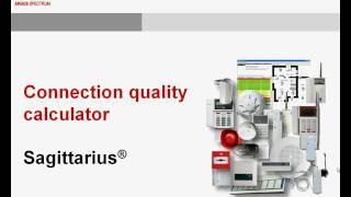 Sagittarius. Connection quality calculator