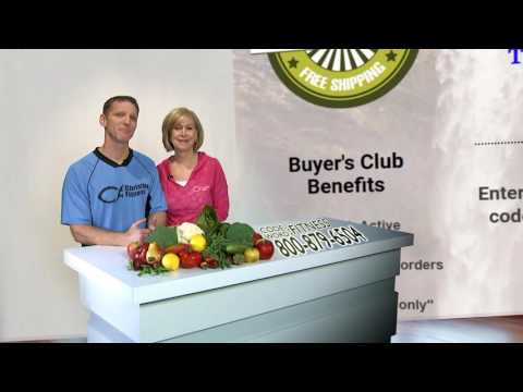 Christian Fitness TV - Bio Active Nutrients Buyers Club
