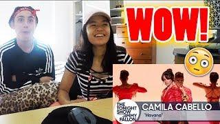 Camila Cabello: Havana Live On The Jimmy Fallon Show REACTION & REVIEW
