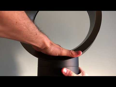 How to take apart your Dyson Fan