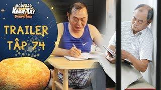 Ngôi sao khoai tây   trailer tập 74: Ông nội trầm ngâm khi đọc tâm thư hối hận đẫm lệ của con trai