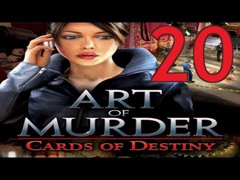 Art of Murder: Cards of Destiny Walkthrough part 20 |