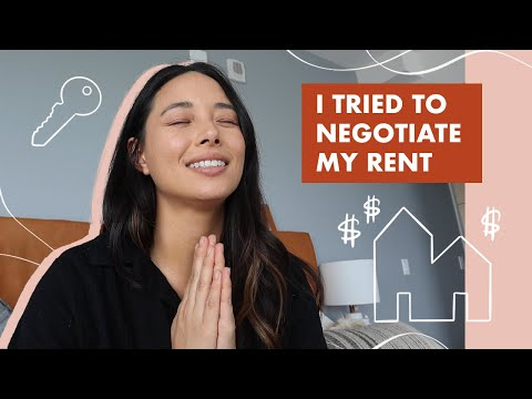 Using My Followers Tips To Negotiate Rent | LA Rent | Aja Dang