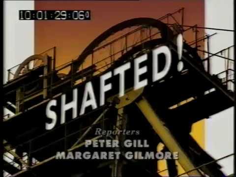 Coal Mining - Silverhill Colliery - 1992