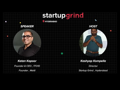 ketan-kapoor---co-founder-@-mettl---talks-about-his-journey-and-hr-tech-with-startup-grind-hyderabad