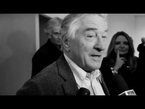 Giorgio Armani - Robert De Niro Interview